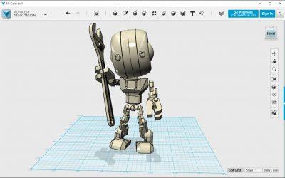 Programmi e app per il disegno 3D